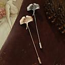 ieftine Cercei-Pentru femei Modă Broșă Bijuterii Argintiu Auriu Pentru Petrecere Zilnic