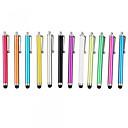 povoljno Mobitel čari-kinston® 12 x univerzalni uspjeh metal kapacitivni stylus zaslon osjetljiv na dodir olovka isječak za iphone / ipad / samsung mobitel tableta