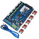 """povoljno Pametni satovi-""""Keyes 3d printer kontrolna ploča MKS gen v1.2, USB linija (drv8825 vozač)"""""""