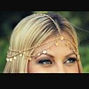 ieftine Bijuterii de Păr-Pentru femei Lanț Elegant Aliaj Cordeluțe Hair Charms Petrecere Zilnic