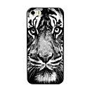 ieftine Carcase iPhone-Maska Pentru Apple iPhone 8 Plus / iPhone 8 / iPhone 7 Plus Model Capac Spate Animal Greu PC