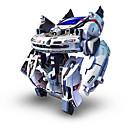 olcso Fém autók-Robot Napelemes játékok 7 In 1 Napelemes Újratölthető Játékok Ajándék