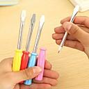 ieftine Instrumente Scris & Desen-Markeri & Evidențiatoare Stilou Pixuri cu Bilă Stilou, Plastic Negru Culori de cerneală For Rechizite școlare Papetărie Pachet de