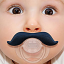 ieftine Copii Acasă-silicon copil copil copil suzeta dummy mustață sfarcuri barba barbat nou-născuți
