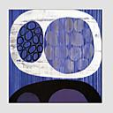povoljno Printevi-Print Rolled Canvas Prints - Sažetak Moderna Europska Style Umjetničke grafike