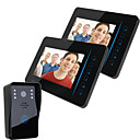 """ieftine Brățări-ennio 7 """"tft 2.4g video video wireless telefon ușă interfon ușă de securitate pentru casă"""