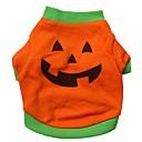 ieftine Aplice de Exterior-Pisici Câine Costume Tricou Îmbrăcăminte Câini Bumbac Costume Pentru Vară Cosplay Halloween