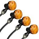 voordelige Motorhandschoenen-4pcs Motor Lampen LED Motor For Universeel