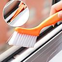 ieftine Decorațiuni Casă-perie de curățare a pistei de ferestre, cu curățitor de curățare redus