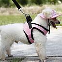 ieftine Câini Gulere, hamuri și Curelușe-Pisici Câine Tricou Harness de haina Îmbrăcăminte Câini Negru Mov Portocaliu Costume Terilenă S M L XL XXL
