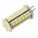 رخيصةأون قلادات-YWXLIGHT® 1PC 5 W أضواء LED ذرة 450-500 lm G4 T 126 الخرز LED SMD 3014 أبيض دافئ أبيض كول 12 V 24 V / قطعة / بنفايات