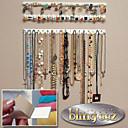 رخيصةأون خزانة المكياج و المجوهرات-بلاستيك طبيعي متعددة الوظائف الصفحة الرئيسية منظمة, 1SET منظمو المجوهرات