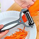 povoljno Kuhijnski alati-3 u 1 rotirajući plod peeler360 stupnjeva mrkve za rezanje kuhinjskih alata