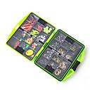 رخيصةأون أدوات الصيد-جهاز كمبيوتر شخصى صندوق المعالجة مجموعات الصيد أخضر ز/أوقية mm بوصة الصيد البحري صيد أسماك علي الطائر
