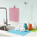 رخيصةأون أدوات الحمام-1 مطبخ سيليكون الرفوف وشمعدانات