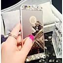 povoljno Raspberry Pi-Θήκη Za Apple iPhone 8 Plus / iPhone 8 / iPhone 7 Plus Štras / Pozlata / Zrcalo Stražnja maska Jednobojni Tvrdo TPU