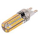 povoljno LED klipaste žarulje-YWXLIGHT® 1pc 10 W LED klipaste žarulje 1000 lm G9 T 72 LED zrnca SMD 2835 Zatamnjen Toplo bijelo Hladno bijelo 220-240 V / 1 kom. / RoHs