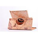 ieftine Carcase iPad-Maska Pentru Apple iPad Air 2 Rotație 360 ° / Cu Stand / Origami Carcasă Telefon Decor PU piele