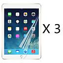 ieftine Acțibilde iPad-AppleScreen ProtectoriPad Mini 4 High Definition (HD) Ecran Protecție Față 3 piese PET