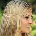 رخيصةأون مجوهرات الشعر-نسائي سبيكة رباطات شعر زفاف مناسب للحفلات