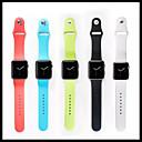 povoljno Muški sakoi i odijela-Pogledajte Band za Apple Watch Series 5/4/3/2/1 Apple Sportski remen Silikon Traka za ruku