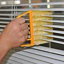 رخيصةأون أدوات الحمام-أغراض الحمام صديقة للبيئة خلاق العادي منسوجات بلاستيك 1 قطعة - مرآة الإسفنج و أجهزة التنظيف