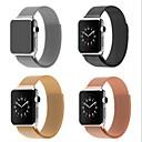 povoljno Apple Watch remeni-milanski remen za jabučni sat 44mm 40mm 42mm 38mm narukvica narukvica narukvica magnetska podesiva kopča s adapterom za iwatch serije 5/4/3/2/1