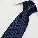 رخيصةأون إكسسوارات الطيور-ربطة العنق للجنسين - طباعة حفلة / عمل / أساسي