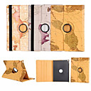 رخيصةأون أغطية أيباد-غطاء من أجل Apple iPad 4/3/2 / iPad (2018) / iPad (2017) دوران360ْ / مع حامل / أورجامي غطاء كامل للجسم منظر جلد PU