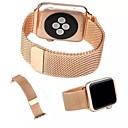 povoljno Apple Watch remeni-Pogledajte Band za Apple Watch Series 3 / 2 / 1 Apple Preklopna metalna narukvica Nehrđajući čelik Traka za ruku