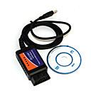 رخيصةأون أطقم المجوهرات-مصغرة elm327 USB v1.5 obdii سيارة الكشف عن أداة تشخيص المسح الضوئي الأزرق