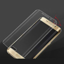 HZBYC Screen Protector Samsung Galaxy S6 edge Tempered Glass Front Screen Protector High Definition (HD)