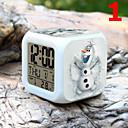 povoljno Ukrasne figurice-visoke kvalitete kreativni šareni mali alarm dovela elektroničkih darove / crtani budilica