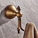 رخيصةأون أدوات الحمام-خطاف الروب جودة عالية أنتيك نحاس 1 قطعة - حمام الفندق
