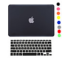 """povoljno MacBook Pro 15"""" maske-MacBook Slučaj / Kombinirana zaštita Prozirno / Jednobojni plastika za MacBook Pro 13"""" / MacBook Pro 15"""""""
