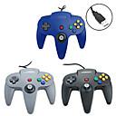 povoljno Oprema za PC igre-PC-N64001 Žičano Igra kontroler Za Wii U / Wii ,  Gaming Ručka Igra kontroler Metal / ABS 1 pcs jedinica