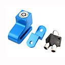 povoljno Dijelovi za motocikle i ATV-motor bike bicikla protuprovalna brava alarmni diska disk kočnica w 2 ključa