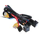 povoljno Sklopke-H4 / 9003 osigurača priključak kabelskog snopa prednjih pojačani relej žica utičnica