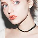 رخيصةأون ملصقات ديكور-نسائي قلادات ضيقة سيدات مجوهرات الأولية سبيكة لون الشاشة قلادة مجوهرات من أجل