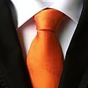 رخيصةأون سترات و بدلات الرجال-ربطة العنق لون سادة رجالي حفلة / عمل / أساسي