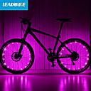 ieftine Ustensile & Gadget-uri de Copt-LED Lumini de Bicicletă Led Roți Bicicletă Ciclism montan Bicicletă Ciclism Rezistent la apă Moduri multiple 18650 Baterie Ciclism