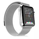 povoljno Apple Watch remeni-Pogledajte Band za Apple Watch Series 4/3/2/1 Apple Preklopna metalna narukvica Nehrđajući čelik Traka za ruku