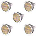 ieftine lanterne-ywxlight® gu5.3 (mr16) 48de 7w 2835smd 550-650lm condus lumină de porumb cald alb rece rece condus lumină ac 85-265 ac 12 v