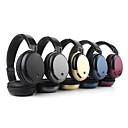 D400 Ear Wireless Headphones Piezoelectricity Plastic Gaming Earphone Volume Control Microphone Noise-isolating Headset