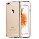 رخيصةأون بروشات-غطاء من أجل Apple iPhone XS / iPhone XR / iPhone XS Max تصفيح غطاء خلفي لون سادة ناعم TPU