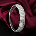 ieftine Breloage-Pentru femei Brățări Bangle Plastic Bijuterii brățară Auriu / Argintiu Pentru Nuntă Petrecere Zilnic Casual