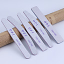 ieftine Îngrijire Unghii-Smirghel Unelte pentru unghii Pentru Unghie Unghie deget picior Stil Minimalist nail art pedichiura si manichiura Simplu / Clasic Zilnic