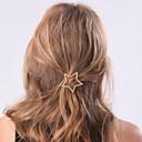 ieftine Bijuterii de Păr-Pentru femei Piepteni de Păr Pentru Nuntă Petrecere Zilnic Casual Flori Aliaj Auriu