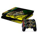 povoljno PS4 oprema-B-SKIN Naljepnica Za PS4 ,  Naljepnica PVC 1 pcs jedinica