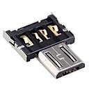 ieftine Cablu OTG-cy® conector micro USB OTG (1 buc)
